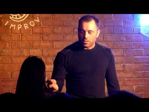 Joe Rogan - Q&A with Crowd at Stand-Up Comedy Show (Live In Montreal)