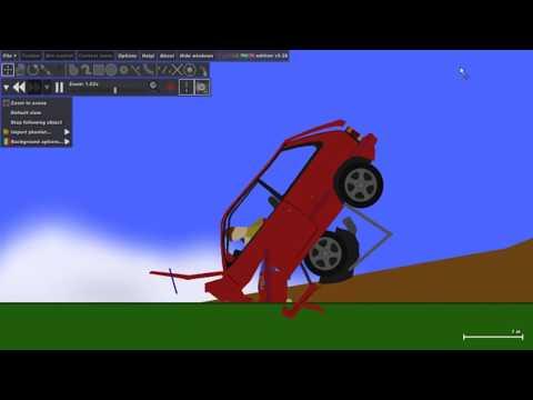 phun accidentes de coches/ phun car crashes