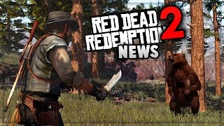 Red Dead Redemption 2 Leaked By Ubisoft!? (PS4 Gameplay Trailer At E3 2015)