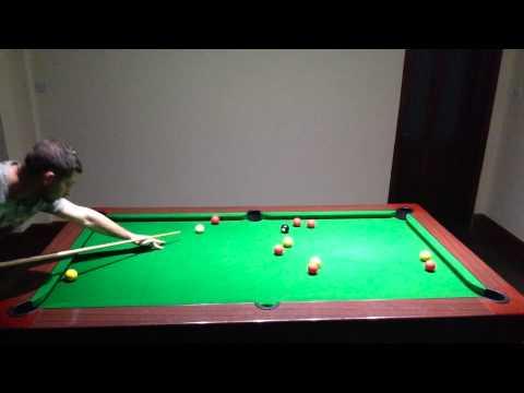 Buckley Pool: Danny Vel vs Gordy Bird