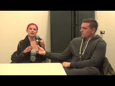 Interview with Girl Code/Guy Code Carly Aquilino and Chris Distefano
