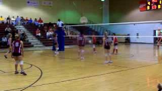 Madison (FL) United States  city images : Madison County High School Volleyball Action Madison Florida