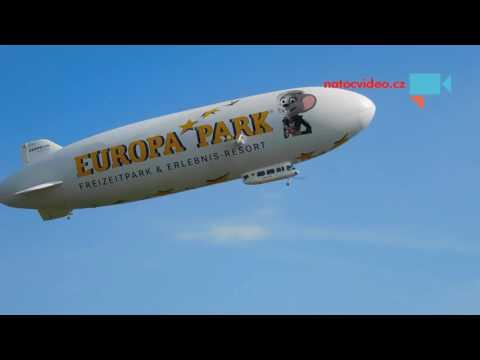 Zeppelin vzducholoď