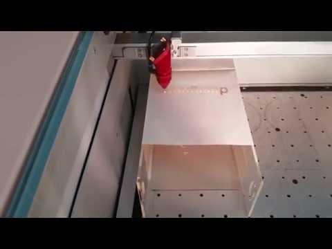 Trotec Speedy 300 - Herstellung Lichtertüte