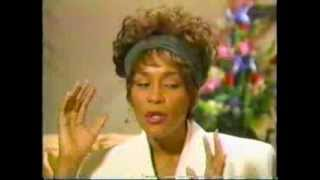 Whitney Houston on Madonna and Prince (1990)