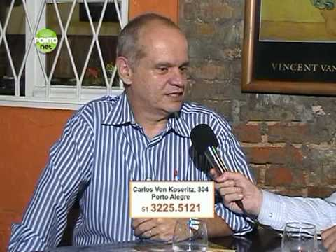 Entrevista com Fernando Brando, proprietrio do Box21 Bar e Restaurante.