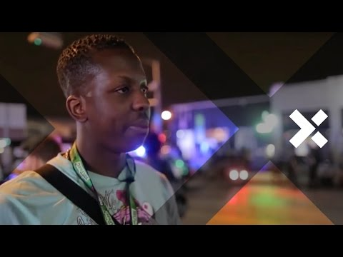 TAKING GRIME TO THE US | DOCUMENTARY @crowdmix @LethalBizzle @JCLARKE_GHETTS @jamaledwards