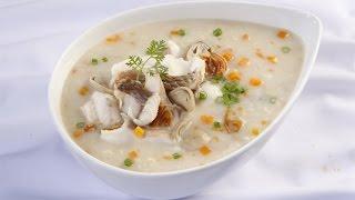 Món Ngon Mỗi Ngày - Cháo Cá Nấu Bắp Nếp