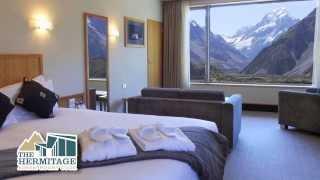 Hermitage Hotel New Zealand