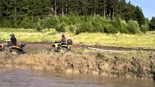 9. CAN AM COMMANDER 1000 LTD MUDING 1.mp4