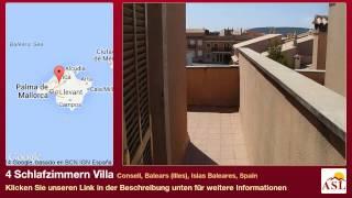 Consell Spain  city photos : 4 Schlafzimmern Villa zu verkaufen in Consell, Balears (Illes), Islas Baleares, Spain