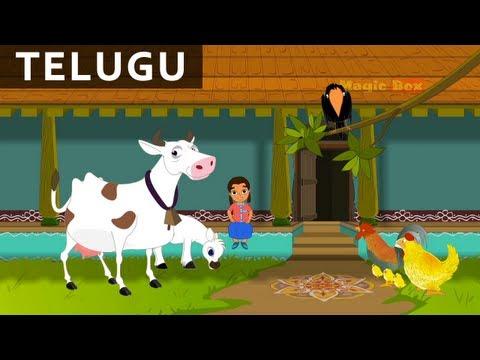 Download Kakki Kakki - Bala Anandam - Telugu Nursery Rhymes/Songs For Kids HD Video
