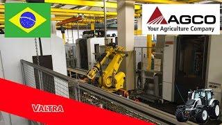 Video Fabrica de Tractores Valtra en Mogi Das Cruzes, Brasil, la más grande de Brasil. MP3, 3GP, MP4, WEBM, AVI, FLV Maret 2019