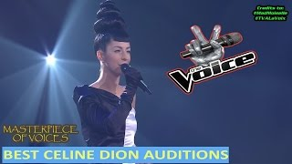 Video BEST CELINE DION AUDITIONS ON THE VOICE [FINAL UPLOAD] MP3, 3GP, MP4, WEBM, AVI, FLV September 2018
