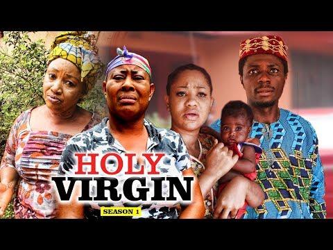 HOLY VIRGIN  1    LATEST NIGERIAN NOLLYWOOD MOVIES    TRENDING NIGERIAN NOLLYWOOD MOVIES