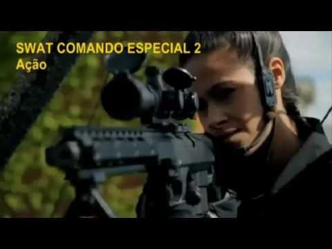 S.W.A.T. Comando Especial 2 - Trailer Official legendado
