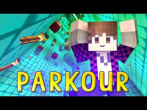 Minecraft: NEW PARKOUR! High Ground Random 1.8 Parkour!