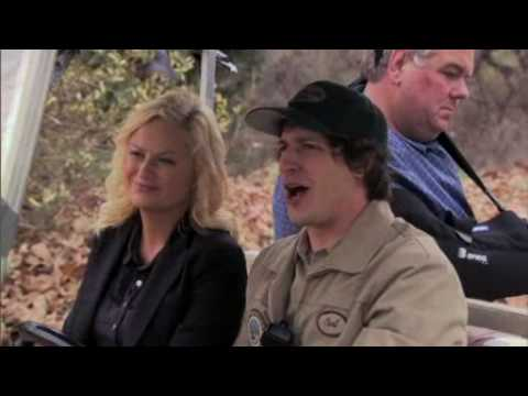 Parks and Recreation Deleted Scene - Park Safety 2