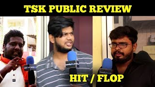Video Thaanaa Serndha Koottam Public Review | TSK Public Opinion MP3, 3GP, MP4, WEBM, AVI, FLV April 2018