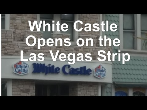 Las Vegas Loves White Castle!