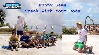 "Video BTS (방탄소년단) Funny Game: ""Speak With Your Body"" MP3, 3GP, MP4, WEBM, AVI, FLV September 2019"