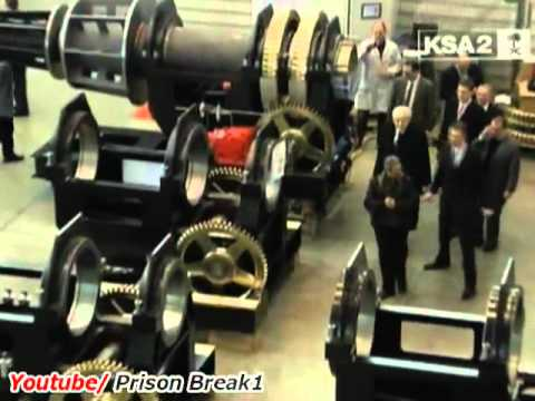 1/2 HOW IT WAS MADE MAKKAH ROYAL CLOCK TOWER  SHORT DOCUMENTARY