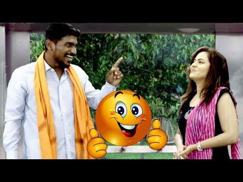 Funny Aadmi  HairDresser Wali Ladki  Hindi Joke  Hilarious Comedy  Funny Comedy Video  Chutkule