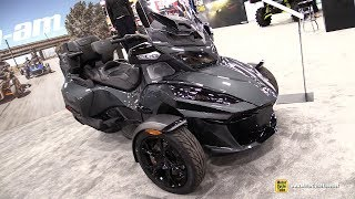 8. 2019 Can Am Spyder RT Limited - Walkaround - 2018 AIMExpo