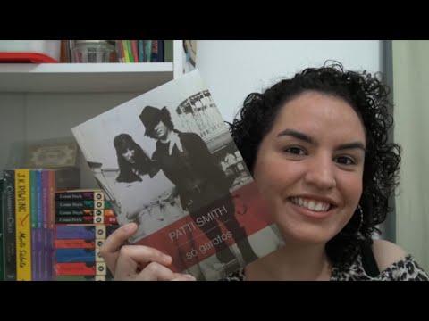 """LIVRO + MÃSICA: """"Só garotos"""", de Patti Smith"""