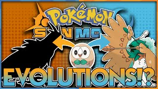 ROWLET EVOLUTIONS?! CHINESE AND WEBSITE LEAKS with ROCKRUFFS SECRET! Pokémon Sun and Moon Theory by aDrive