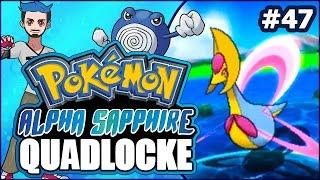 Pokémon AlphaSapphire Randomizer Quadlocke Part 47 | WE BACK IN... MOSSDEEP?! by Ace Trainer Liam