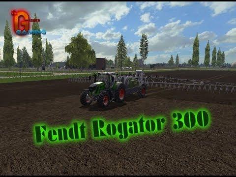 Fendt Rogator 300 v1.0.0.