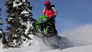 2. 2015 Arctic Cat M6000 Sno Pro Review