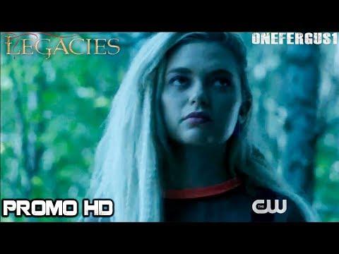 "Legacies 2x05 Trailer Season 2 Episode 5 Promo/Preview HD ""Screw Endgame"""