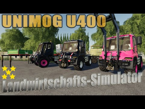 Unimog U400 v1.0.0.2