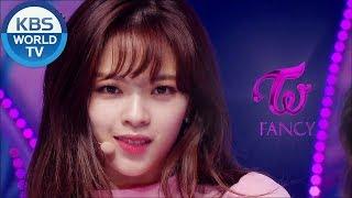 TWICE(트와이스)- FANCY [Music Bank COME BACK/2019.04.26]