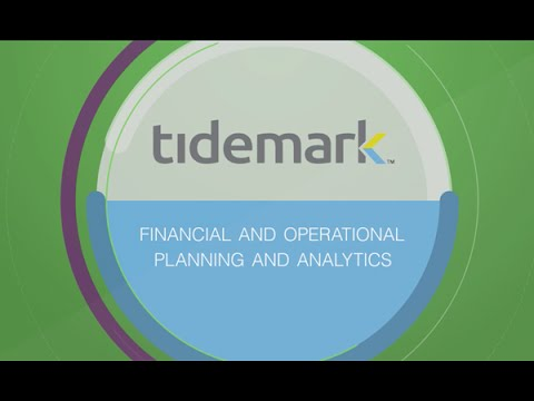 Tidemark Product Overview