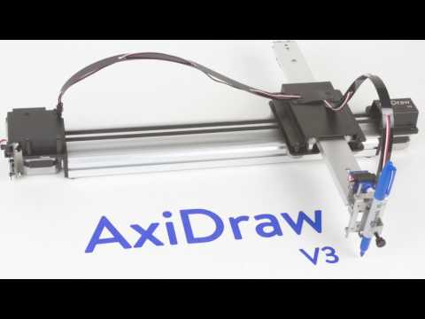 A Mesmerising Robot Pen