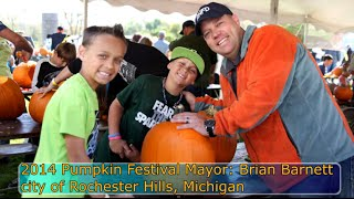 Rochester Hills (MI) United States  City pictures : 2014 Pumpkin Festival City of Rochester Hills, Michigan