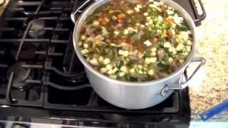 vegetable soup for weight loss - YouTube