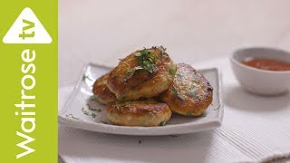 Lovely for lunch indoors or out, these Thai fishcakes with spices and green beans are packed full of flavour.  See the full recipe  http://www.waitrose.com/content/waitrose/en/home/recipes/recipe_directory/t/thai-fishcakes.htmlTwitter  http://www.twitter.com/waitroseFacebook  http://www.facebook.com/waitroseInstagram  http://www.instagram.com/waitrose Pinterest  http://www.pinterest.com/waitroseMore great recipes, ideas and groceries  http://www.waitrose.com