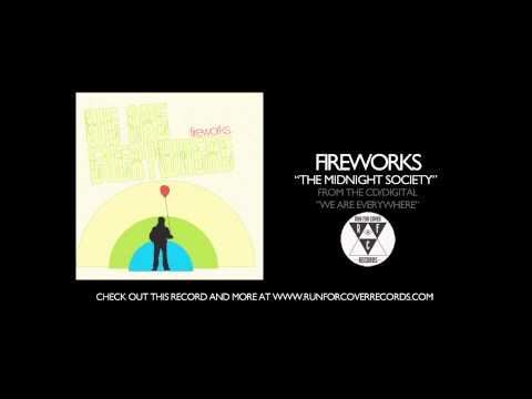 Fireworks - The Midnight Society (Official Audio)