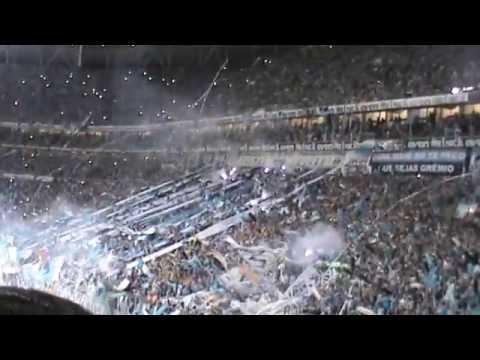 Final da Copa Brasil:  Sou Borracho, Sim Senhor: - Geral do Grêmio - Grêmio