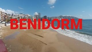 Benidorm Spain  city photo : Benidorm Spain Trip September 2016