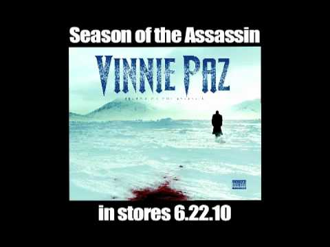"Vinnie Paz ""Kill Em All"" ft. Beanie Sigel (Produced by C-Lance)"