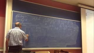 Umh0966 2013-14 Lec001.7  Álgebra Lineal. Sistemas De Ecuaciones. Ejercicio 1