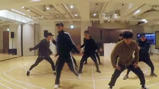 Download Video [mirrored & 50% slowed] EXO - ELECTRIC KISS Dance Practice Video MP3 3GP MP4