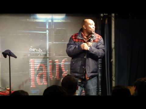 Tony Woods Stand-Up at Laugh Lounge NYC