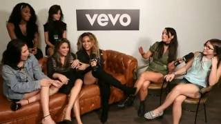 Fifth Harmony Facebook Livestream  2 August  2016