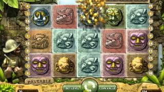 Игровой автомат GONZOS QUEST реальный гемплей